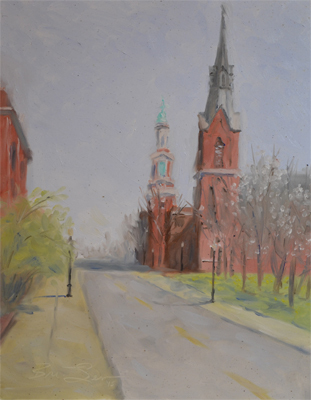 Steeples on N 7th, St. Joseph